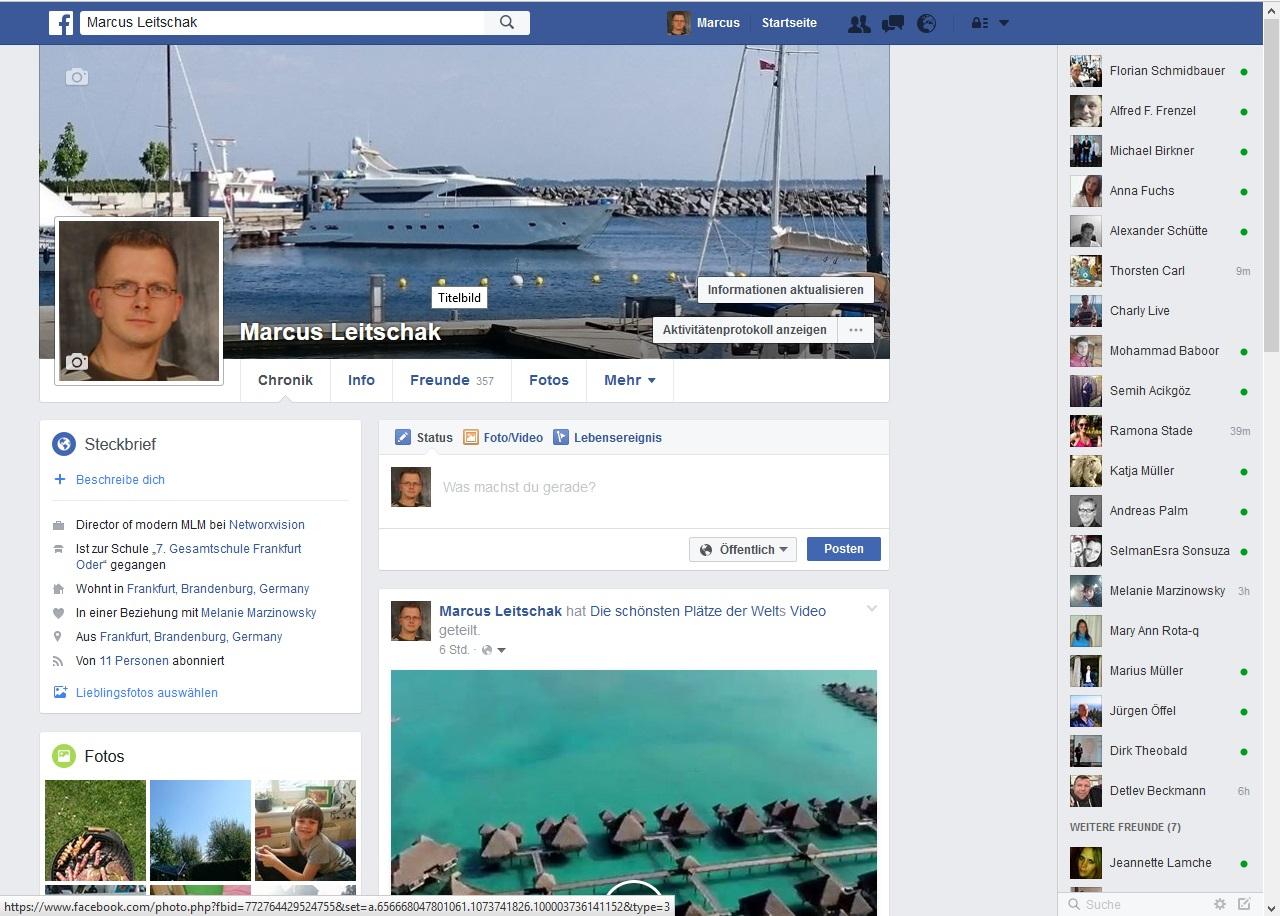 Facebook nutzen um mehr MLM Leads zu generieren!