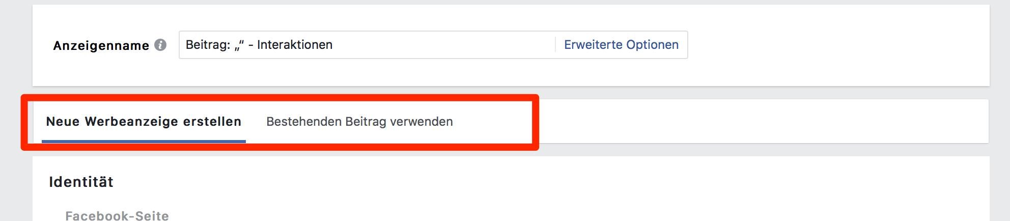 ADS ERSTELLEN - WAS JEDER WISSEN SOLLTE!