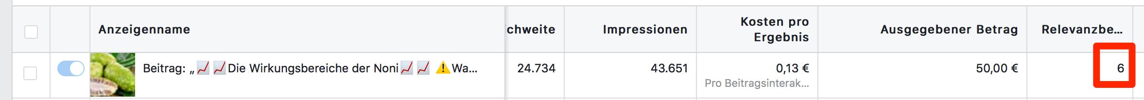 WERBUNG AUF FACEBOOK - MEINE ERFOLGREICHSTE KAMPAGNE!