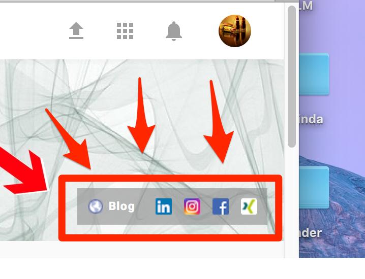 Youtube Kanalbild Der Nachste Schritt In Der Gestaltung
