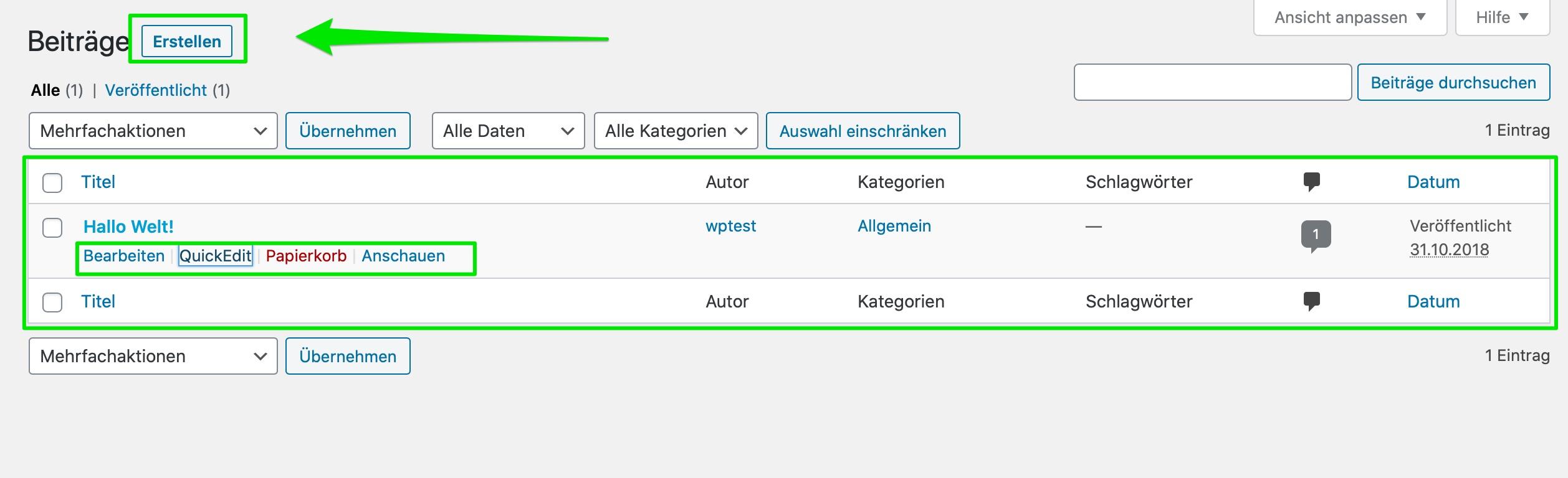 Blogbeiträge - DER ERFOLGSGARANT DEINER WEBSEITE!