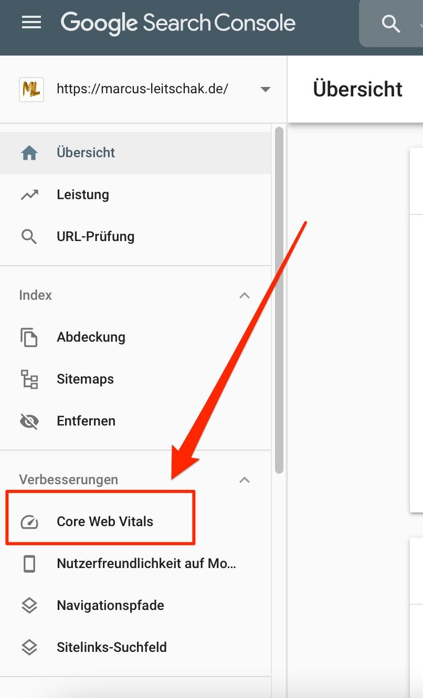 CORE WEB VITALS - VERPASSE DIESEN TREND NICHT!3